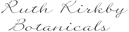 Ruth Kirkby botanical artist